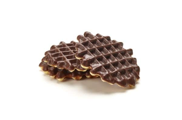 Boterwafels chocolade