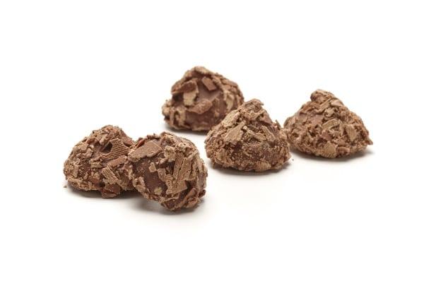 Schilfertruffels chocolade vulling