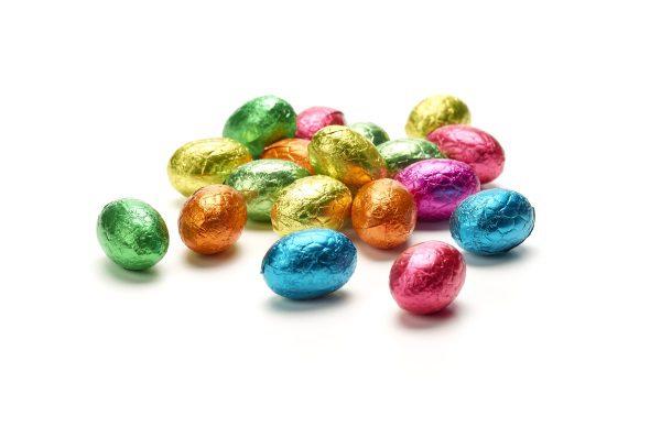 Chocolade paaseitje Bani